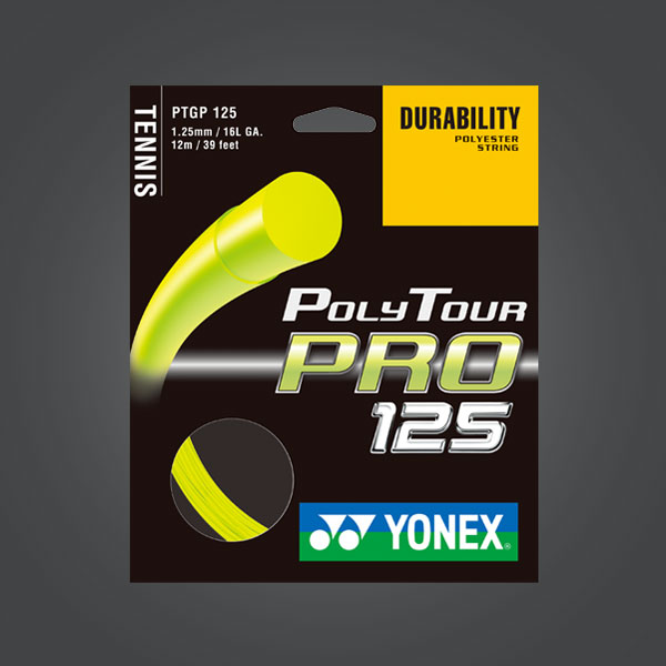 YONEX POLYTOUR PRO 125