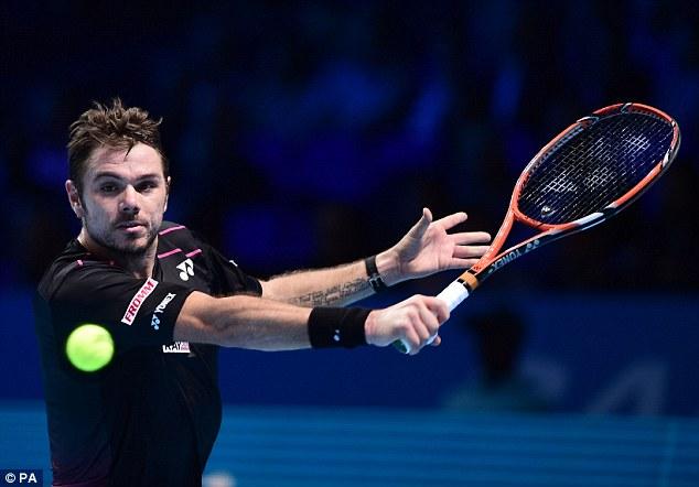 Stan Wawrinka ATP Tour Finals